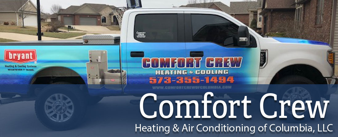 Comfort Crew Heating & Air Conditioning of Columbia, LLC is an HVAC Company in Columbia, MO