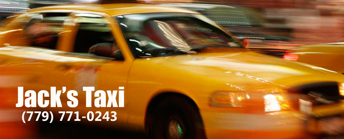 Jacks Taxi is a Taxi Service in Rockford, IL